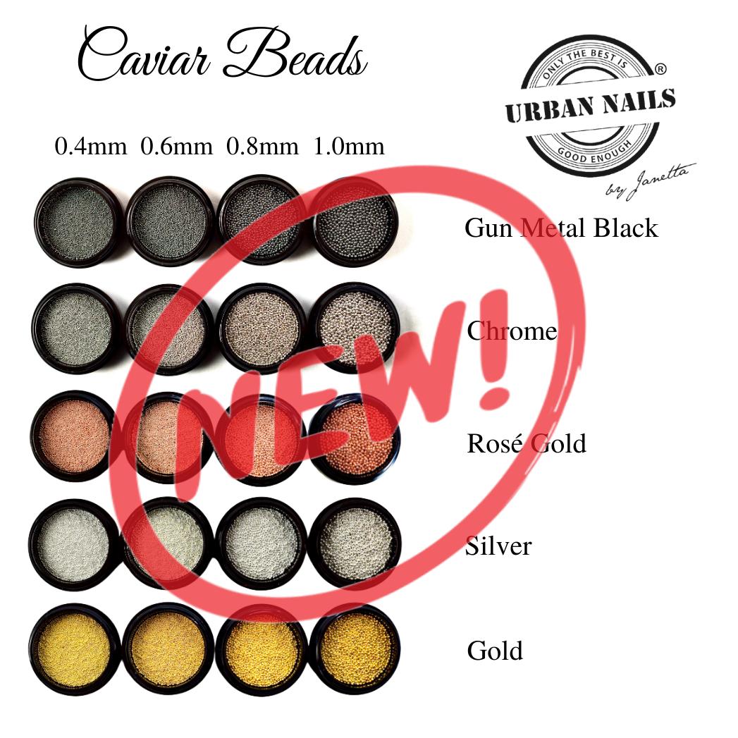 NEU - Urban Nails Caviar Beads