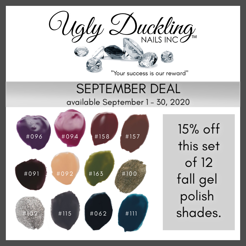 Ugly Duckling August PROMO - Brush Case -15%