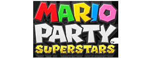 Mario Party Superstars Logo