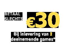 Betaal slechts €30 voor Far Cry 6 op PS5 bij inlevering van 2 deelnemende games