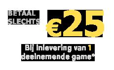 Betaal slechts 25 euro voor Mario Party Superstars bij inlevering van 1 deelnemende game