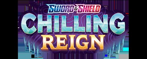 Pokémon TCG Chilling Reign Logo