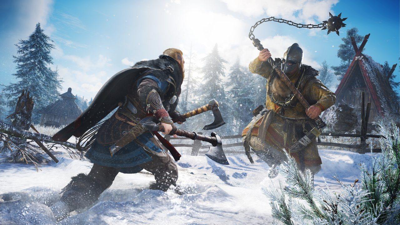 Screenshot van Assassin's Creed Valhalla