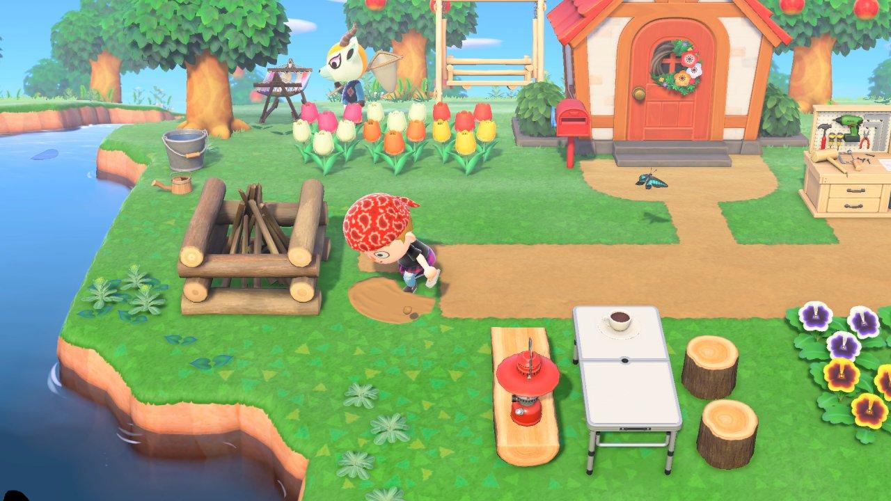 Screenshot Animal Crossing: New Horizons