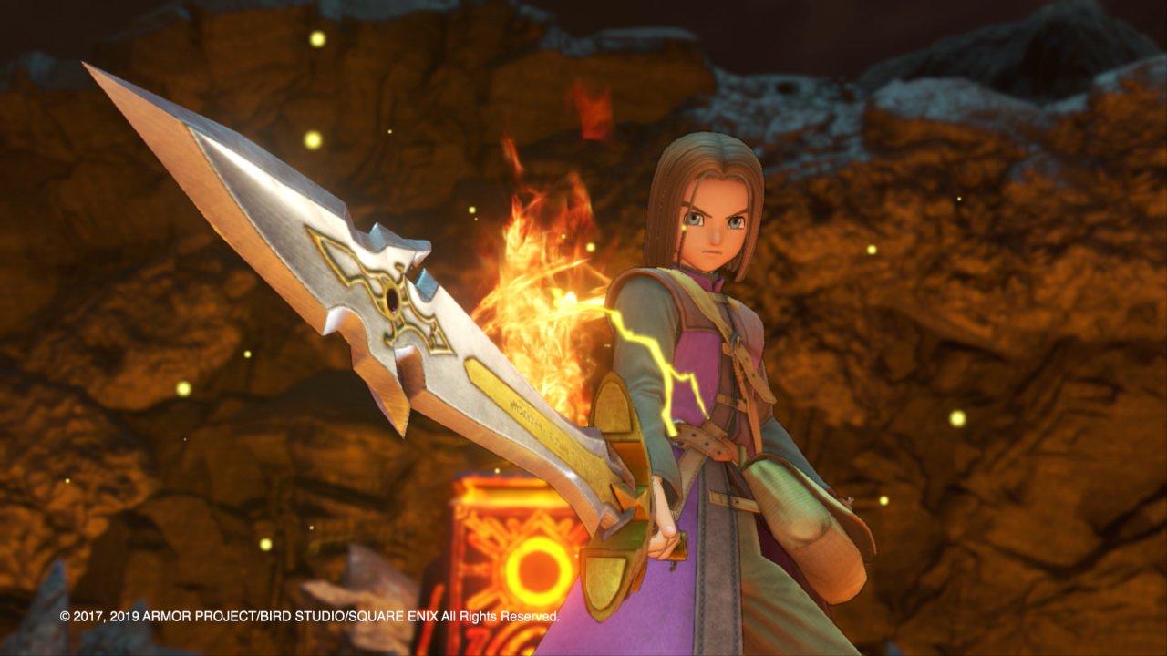 Screenshot Dragon Quest XI S