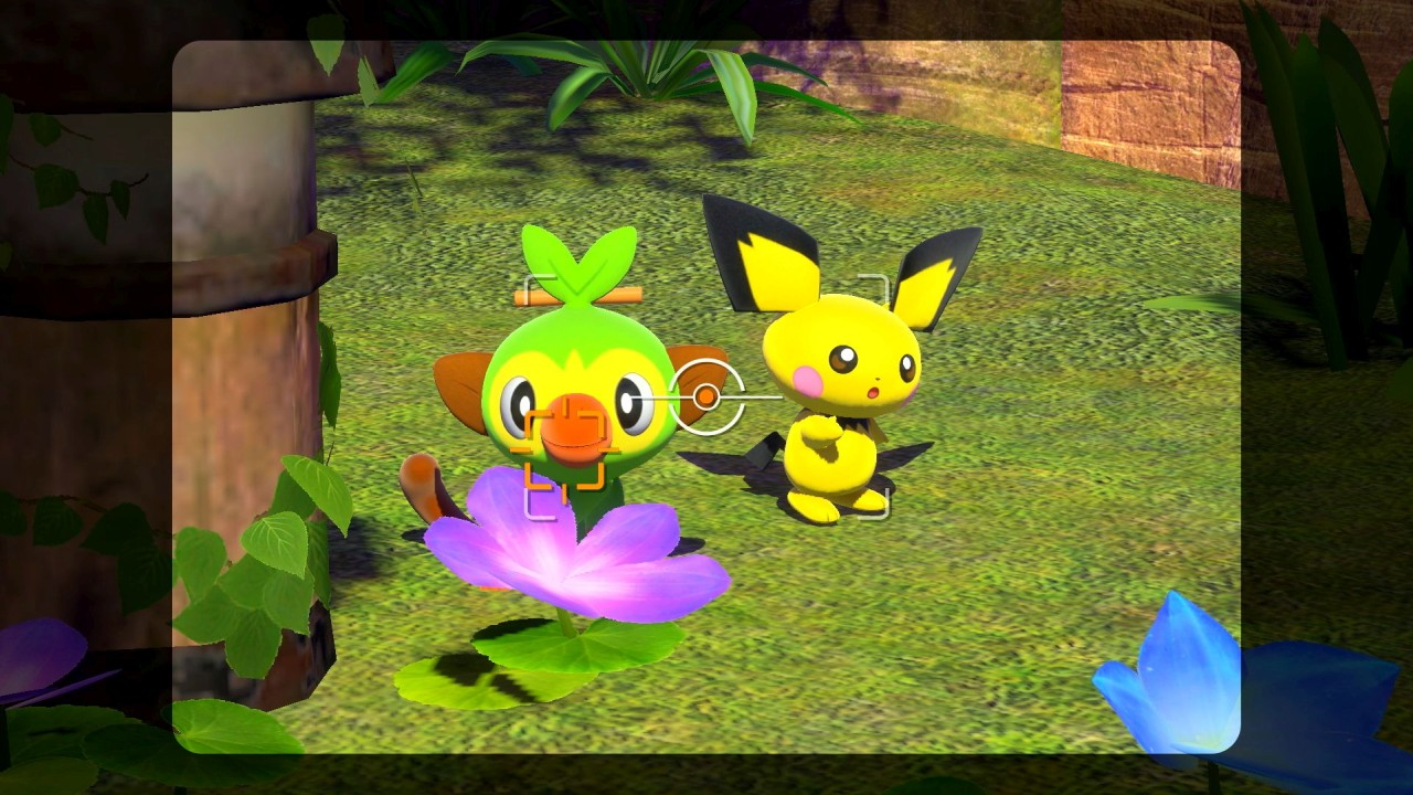 Screenshot van New Pokémon Snap