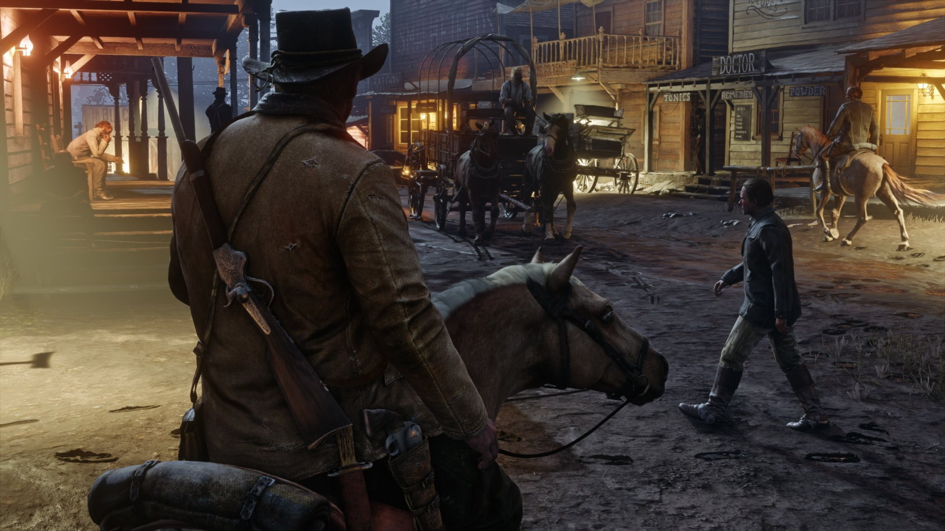 Screenshot Red Dead Redemption II