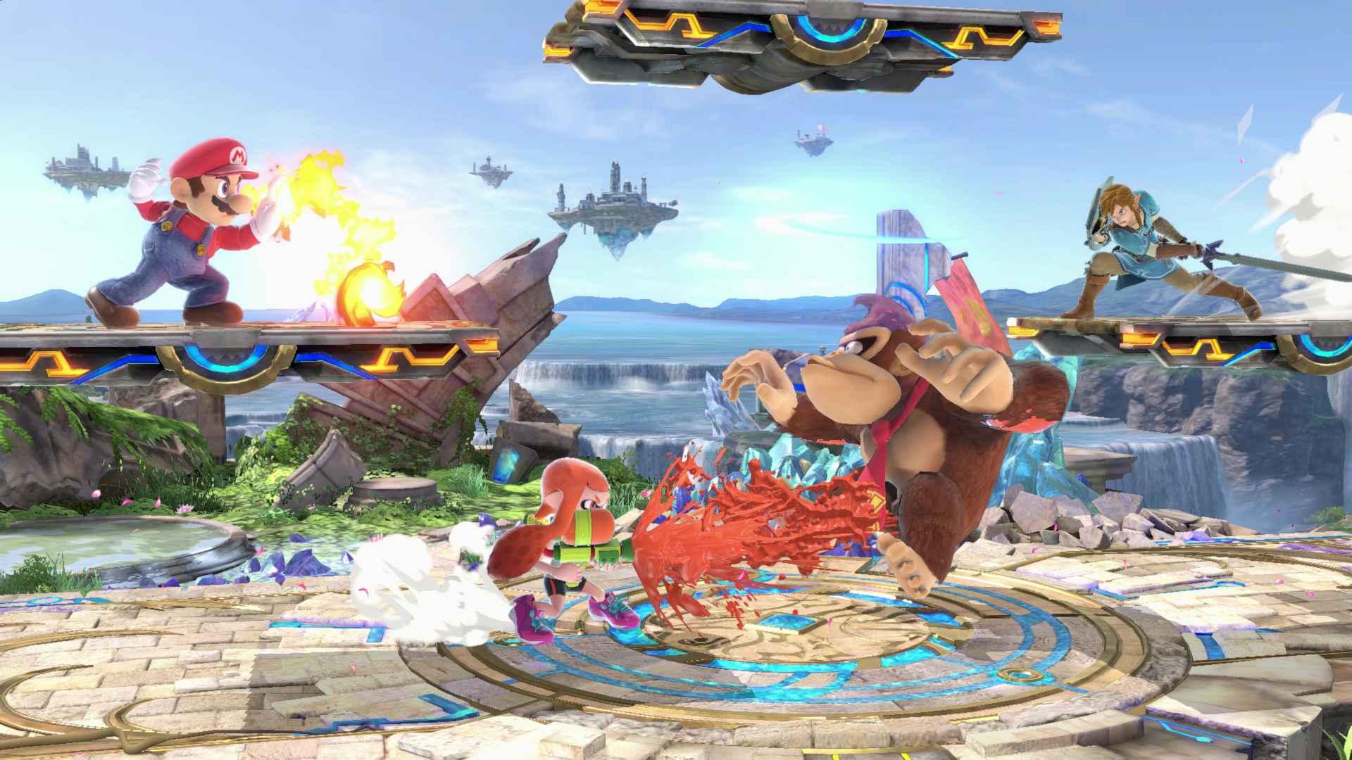 Screenshot Super Smash Bros. Ultimate