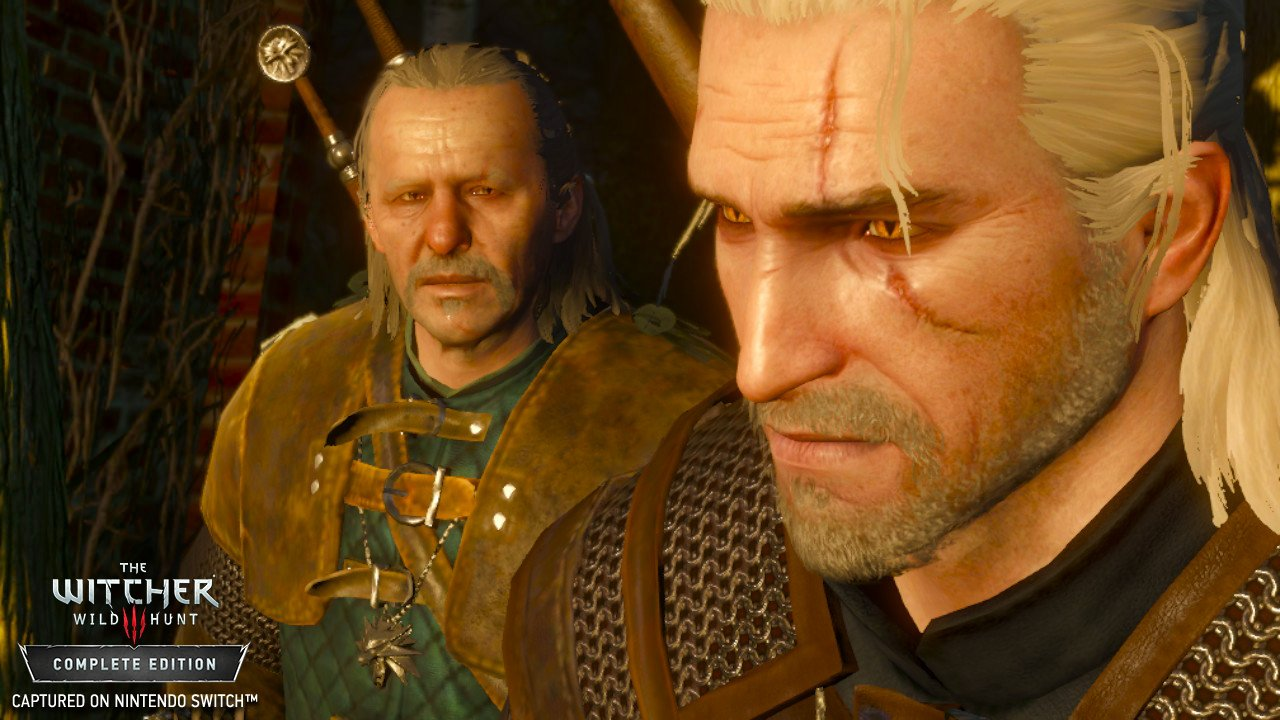 Screenshot van The Witcher III: Wild Hunt
