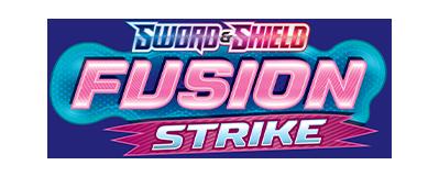 Pokémon TCG Fusion Strike Logo