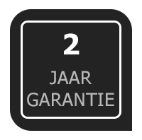 Icon 2 jaar garantie