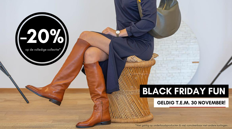 Shop laarzen aan -20%