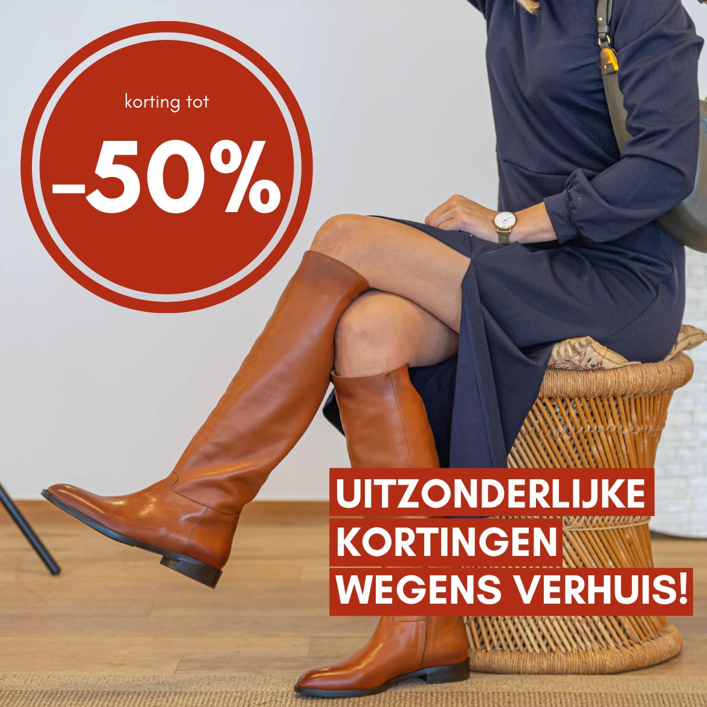 Shop laarzen