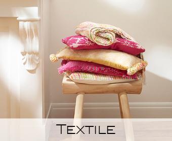 textile, coussins, couverture