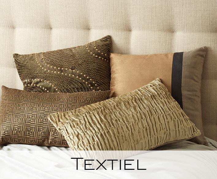 textiel, kussens, plaids, dekens