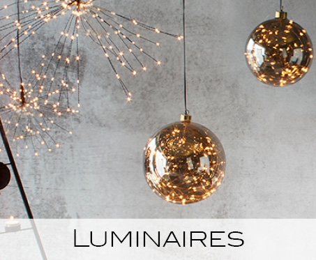 Luminaires, lampes