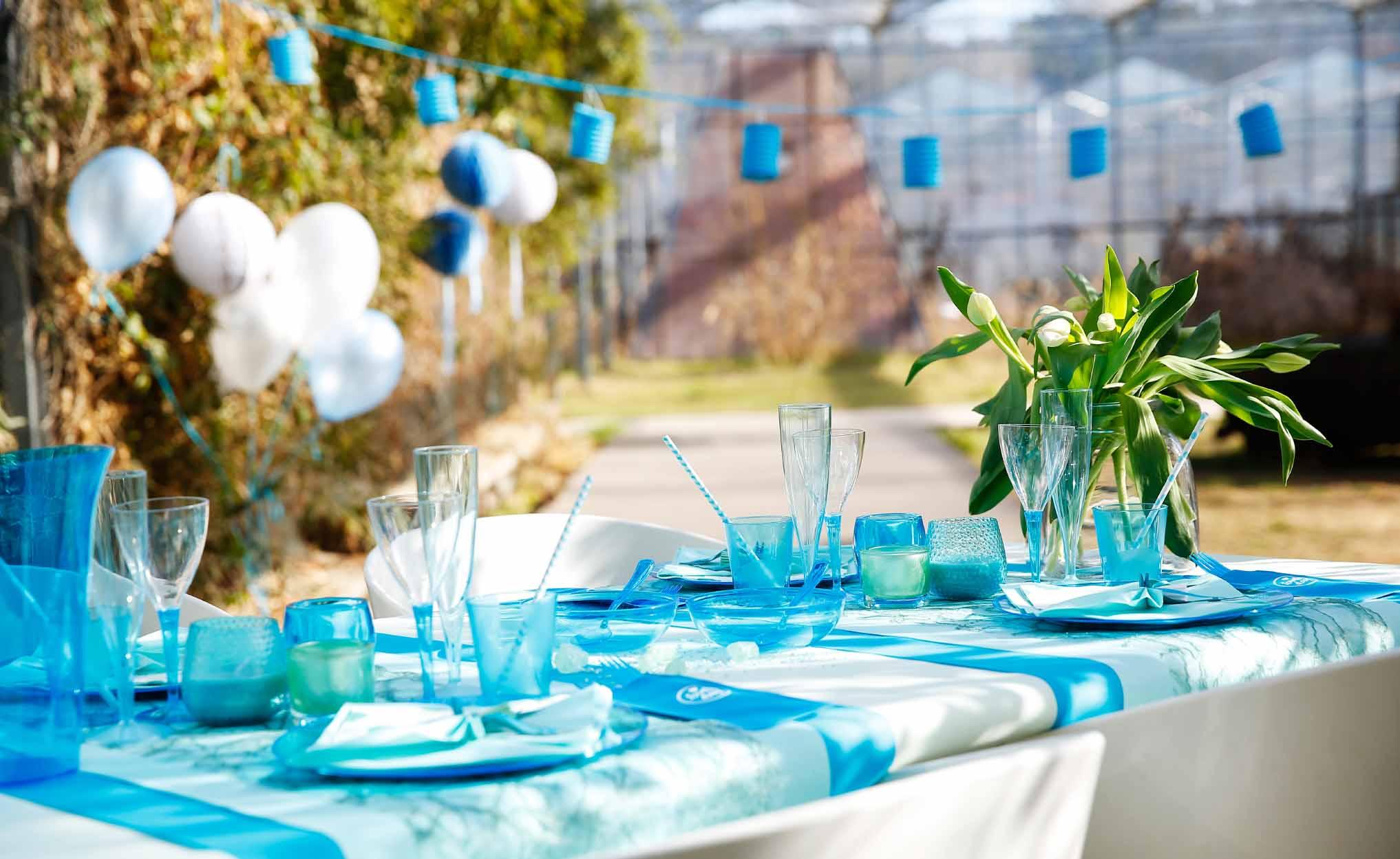 table d'été