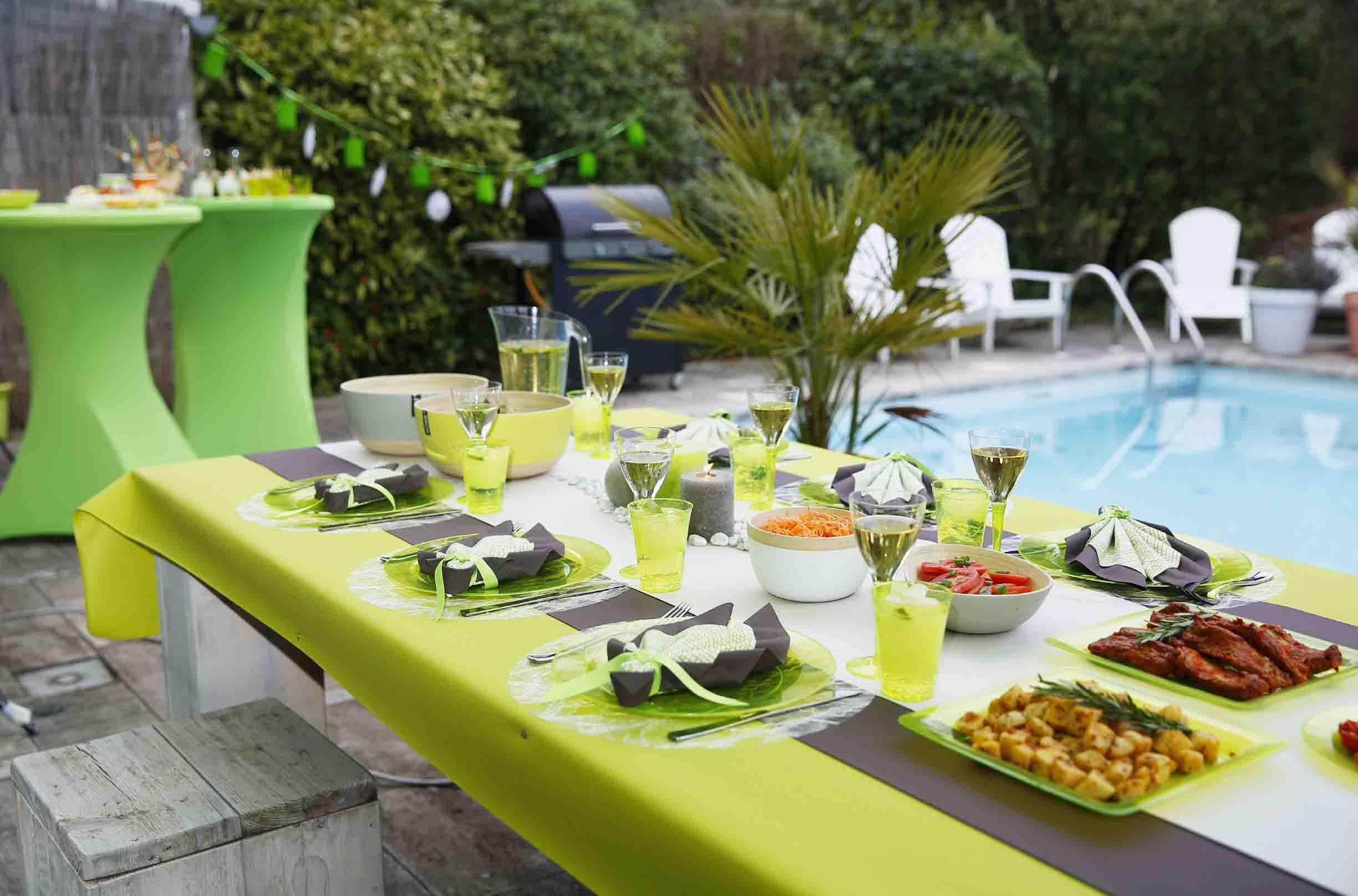 tuintafel zomer