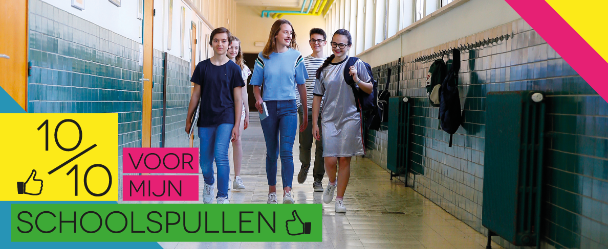 Trek op 1 september met de mooiste spullen naar school!