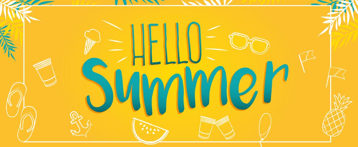 zomerfeest organiseren