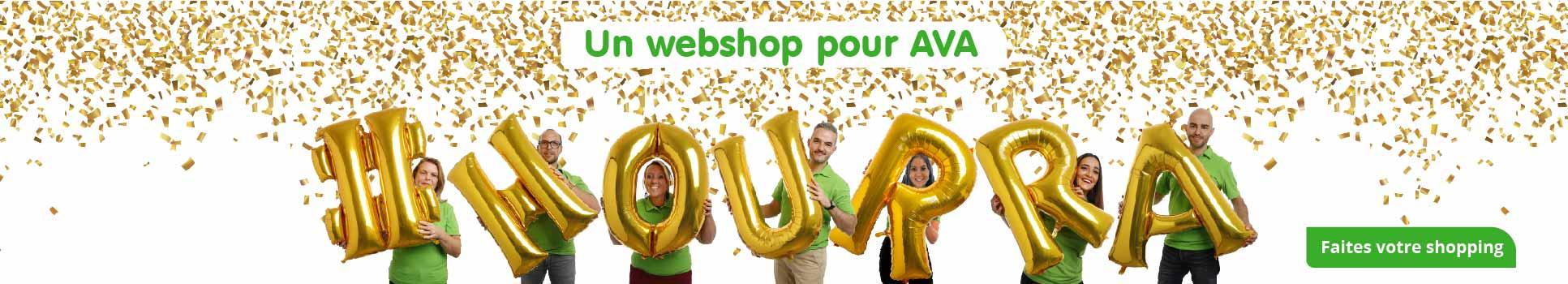 Hourra webshop