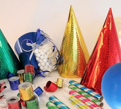 accessoires voor feest