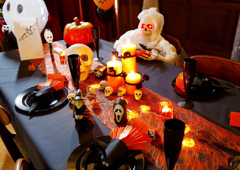 tafel halloween