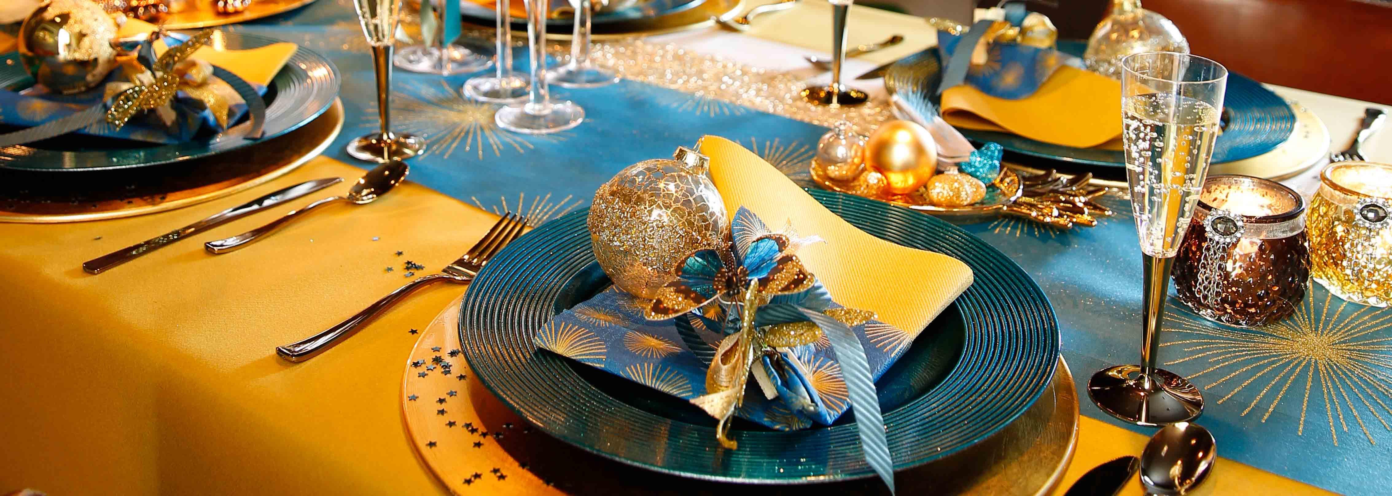 kerst tafelbekleding