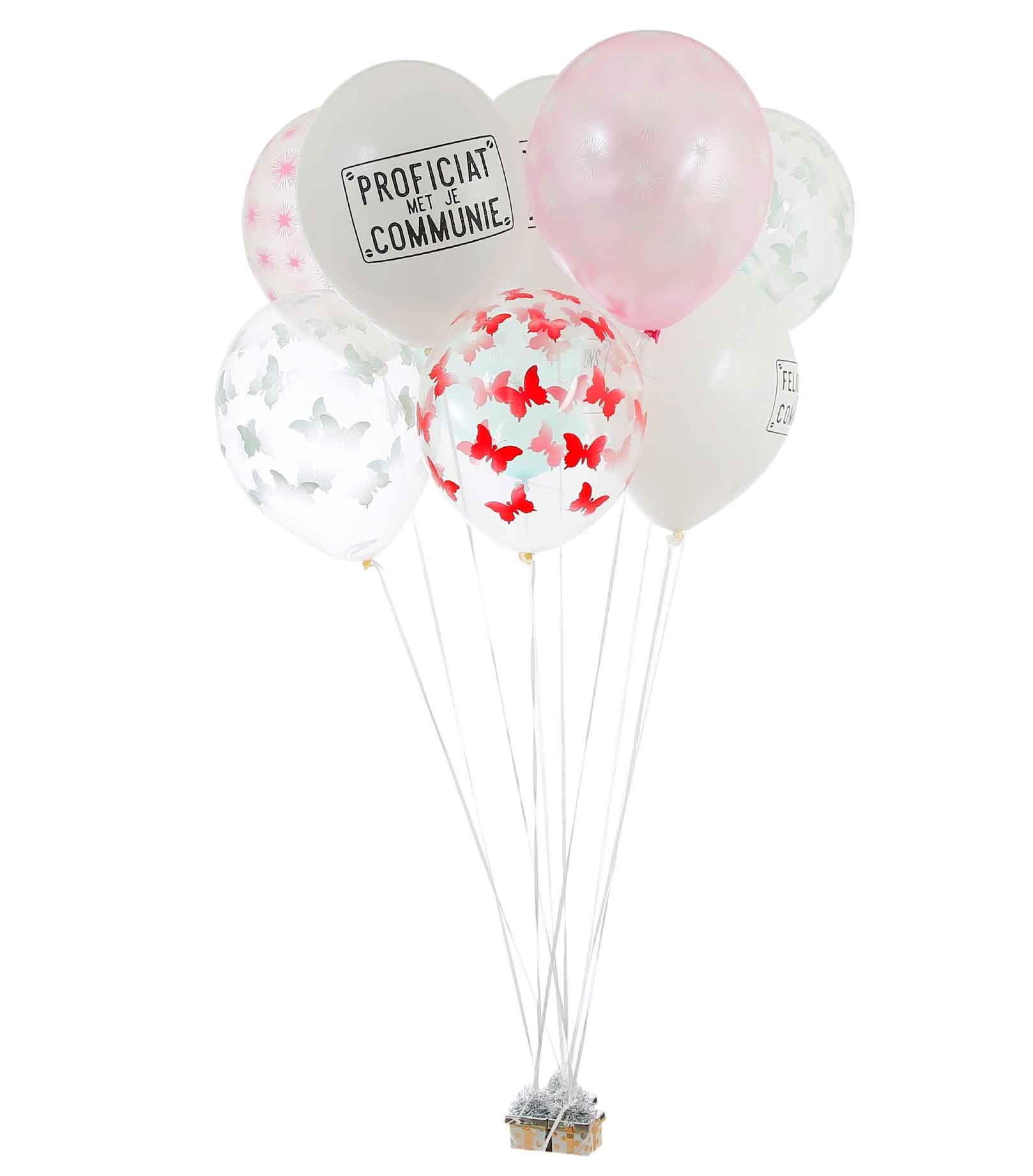 ballonnen laten vullen helium