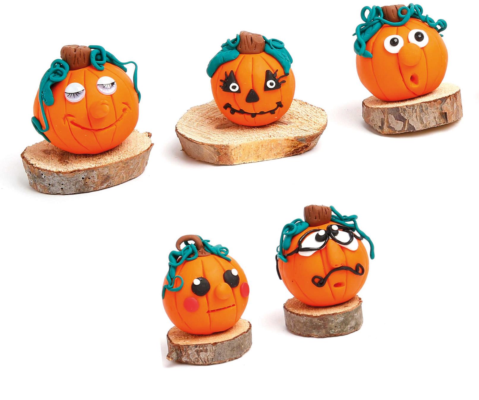 Halloween Figuurtjes Maken.Bangelijke Knutselwerkjes Voor Halloween