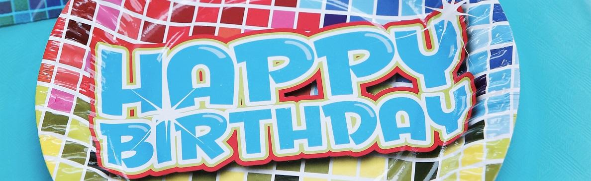 Tout pour organiser une fête d'anniversaire