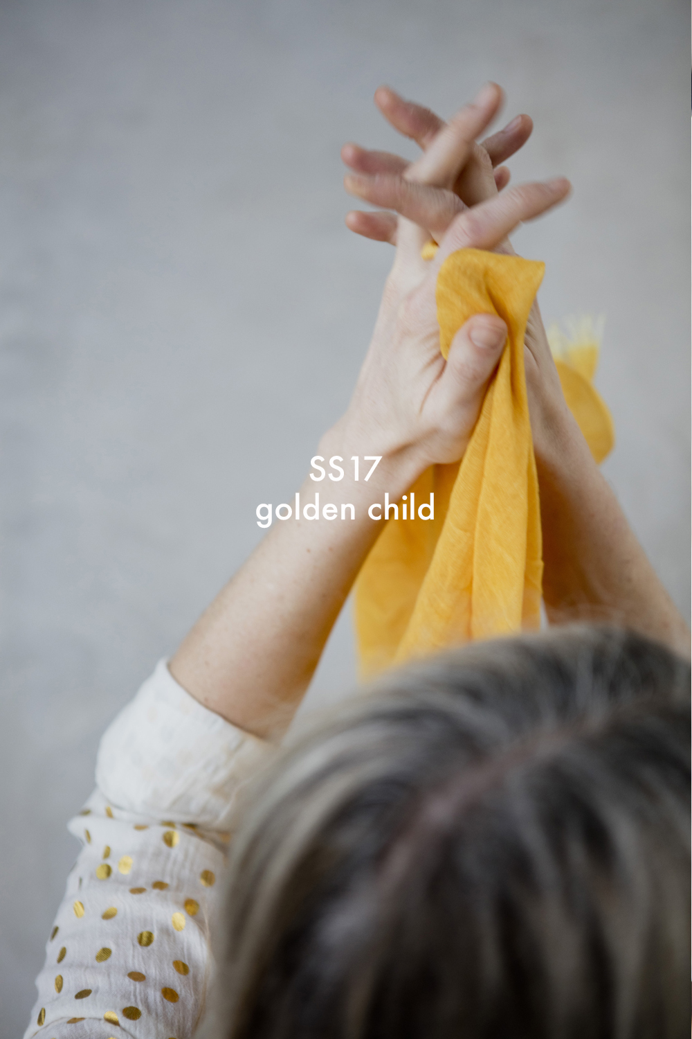 twiggy Gent 117 lookbook golden child