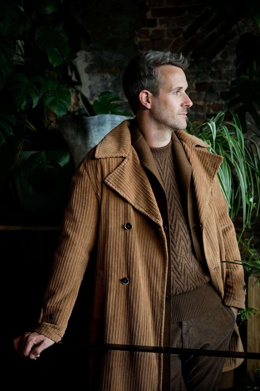 MEWS knit, Harris Wharf London coat, Barena Venezia coat