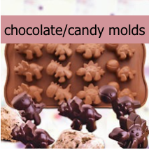 chocolate/candy molds