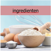 ingredienten