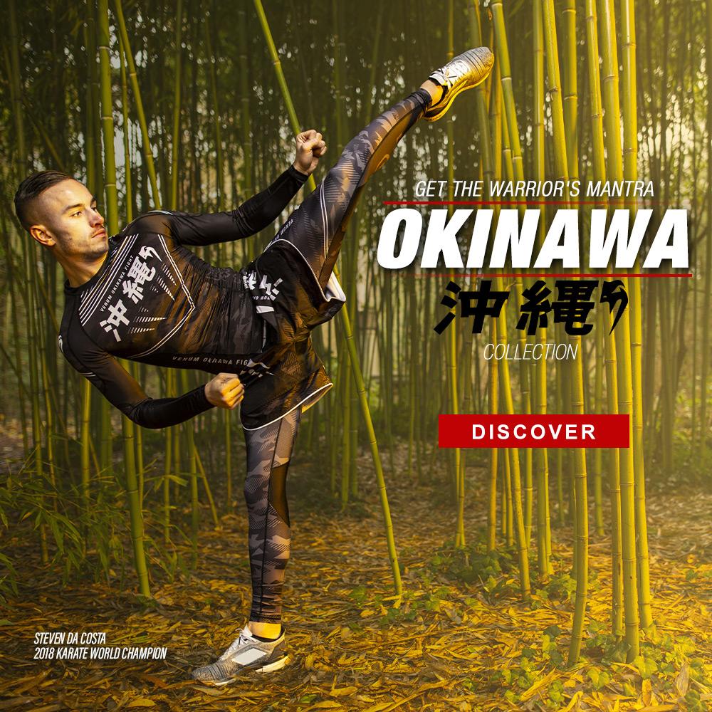 Venum Okinawa 2.0 Collection