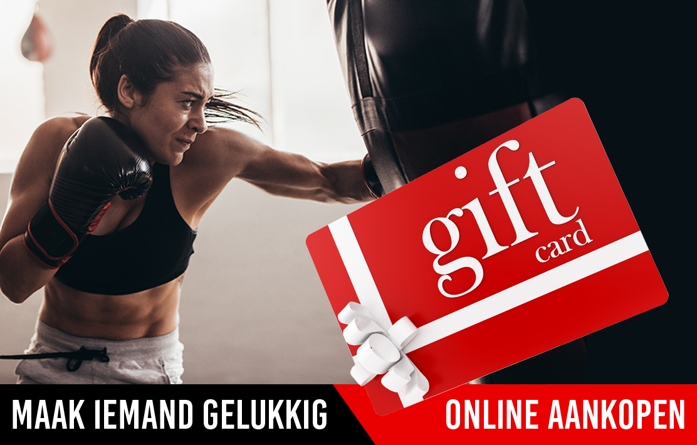 Koop je cadeaubon online dankzij onze e-voucher