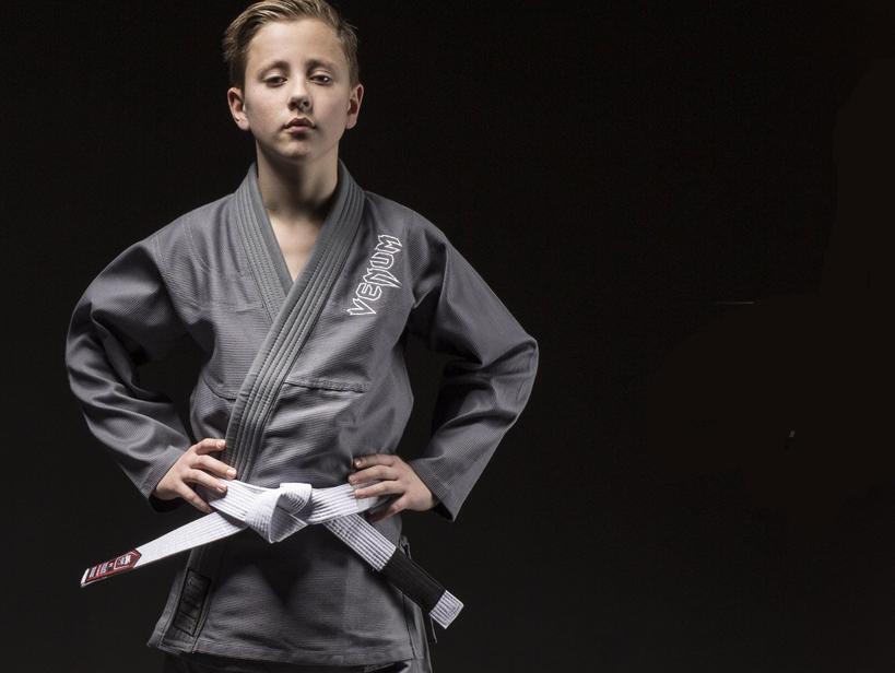 Wakkert een vechtsport agressie aan bij kinderen?