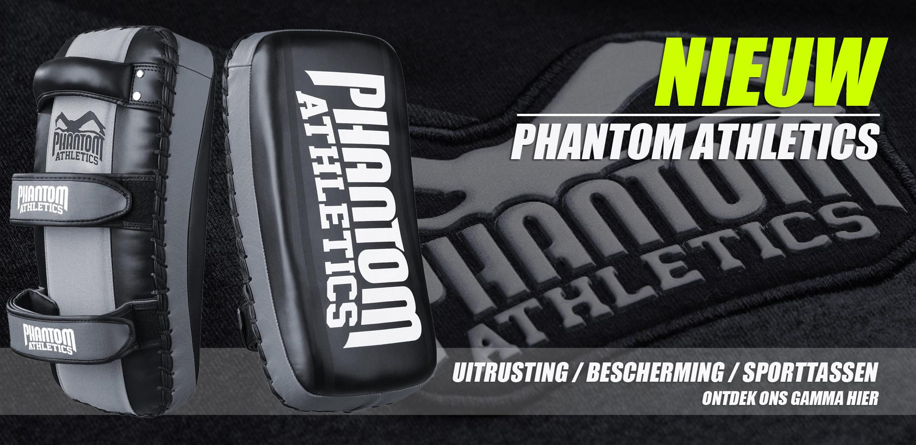 Phantom Athletics voor alle ringsporten, fitness en veel meer