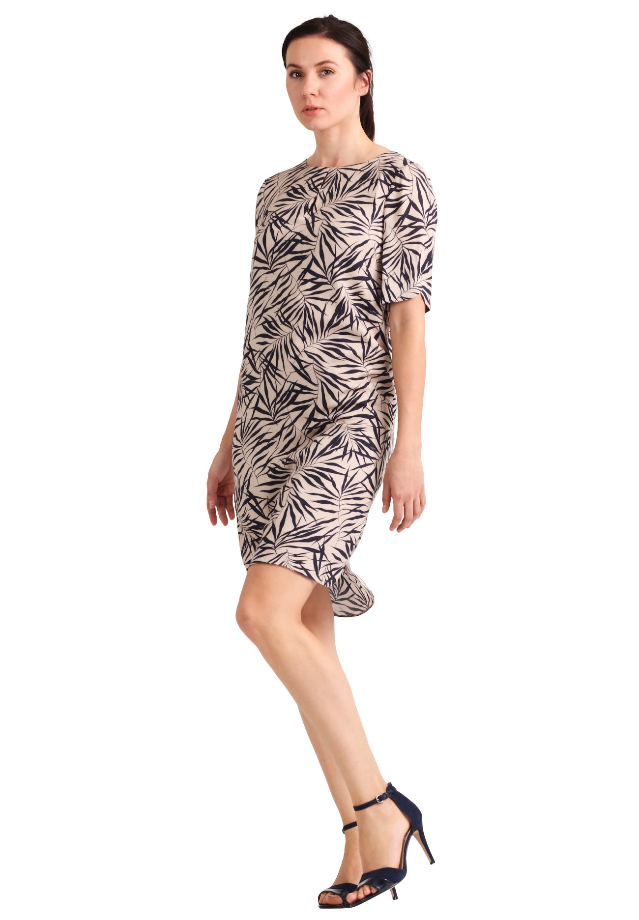 Apart - printed summer dress