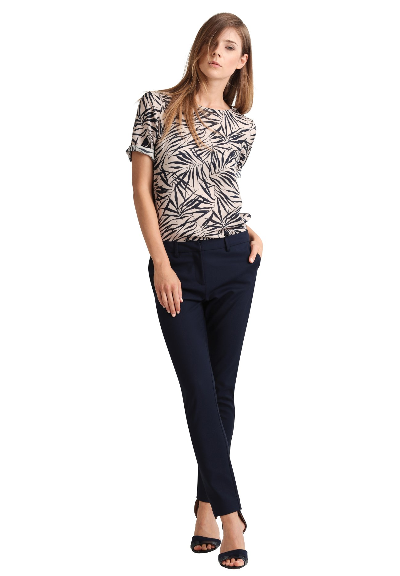 Apart - Printed blouse