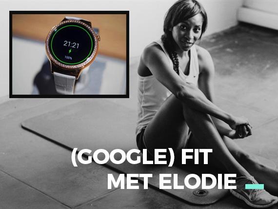Fit met Elodie en Google - Sportline.be