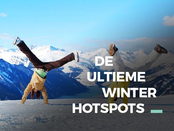 Coole wintersport bestemmingen
