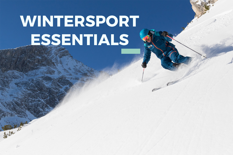 Wintersport essentials