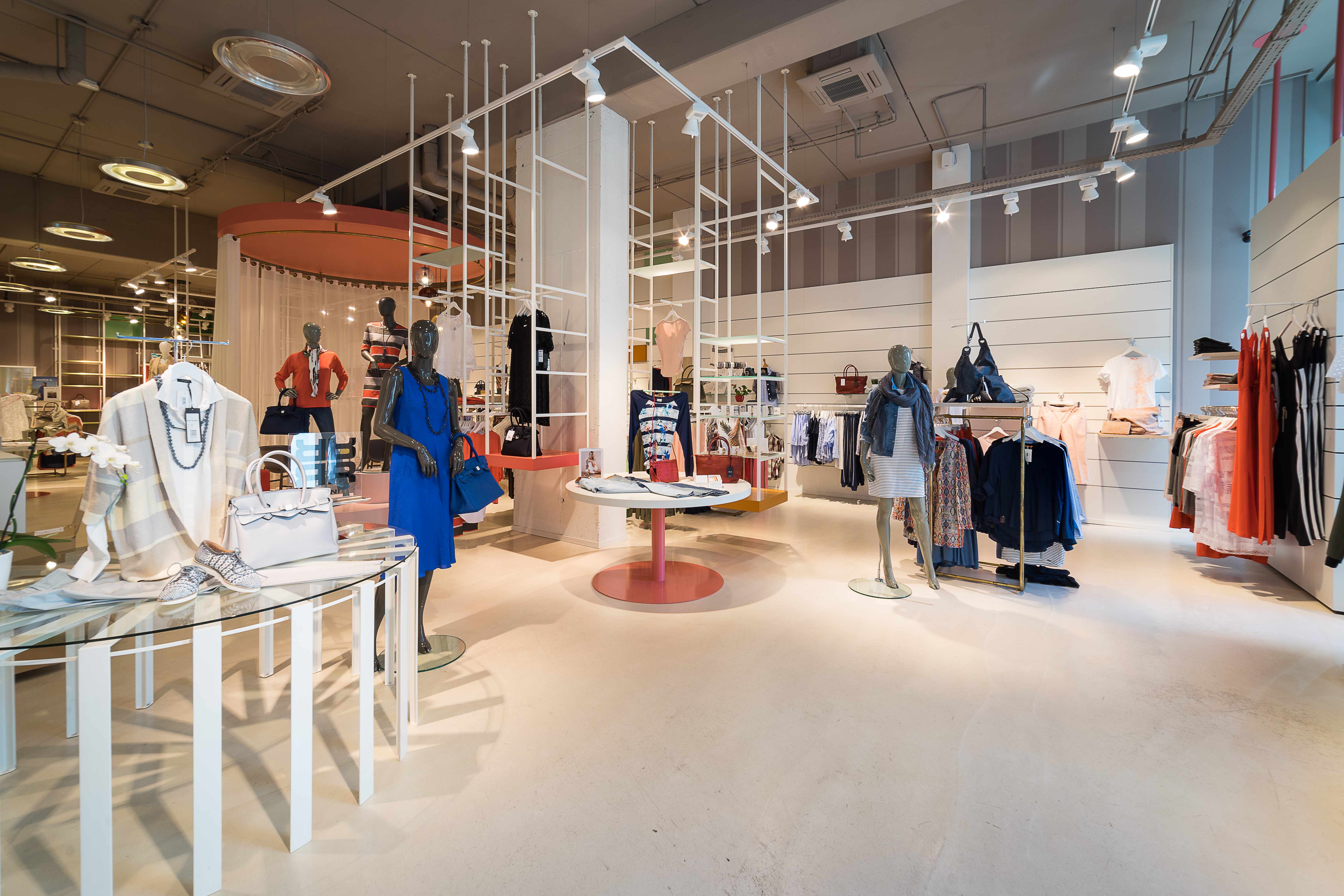 De Munt damesfashion Shopping Roeselare