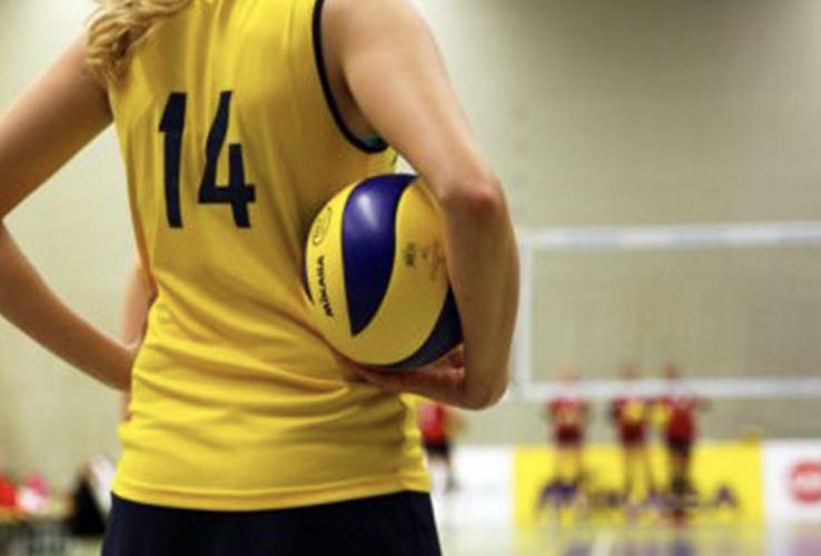Volleybalschoenen en -kledij