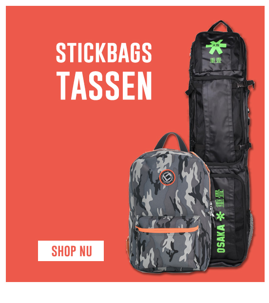 Hockey tassen - stickbags - rugzakken