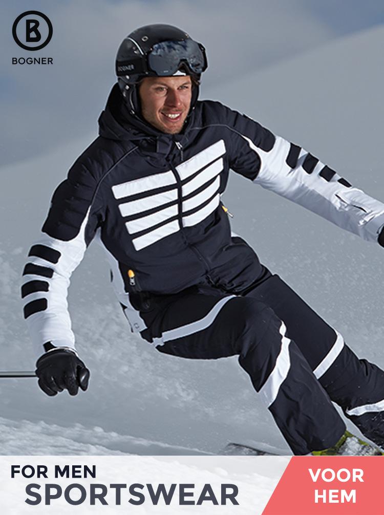 Ski- snowboardkledij mannen Sportline