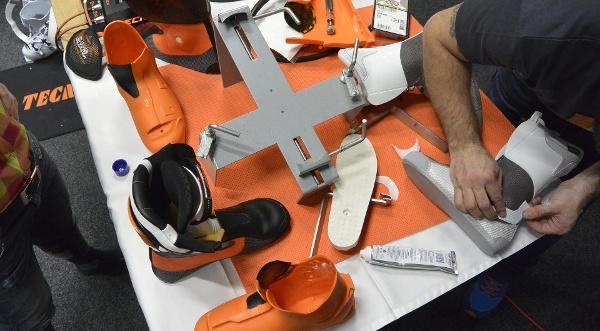 Aanpassen van je skiboots naar de vorm van jouw voet - Sportline