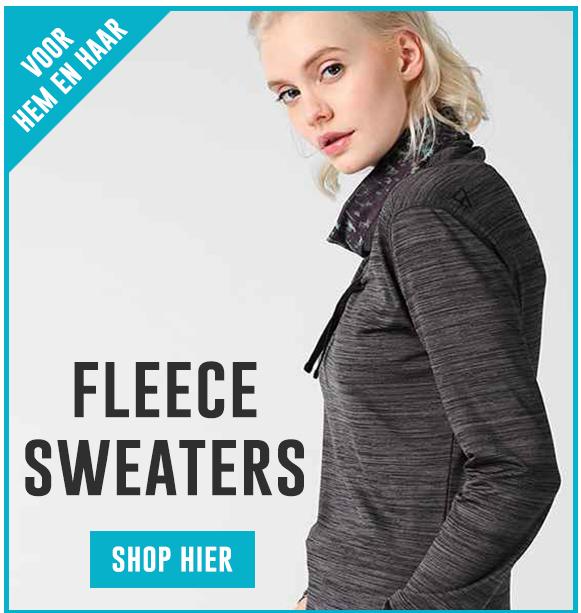 Fleece sweaters dames heren